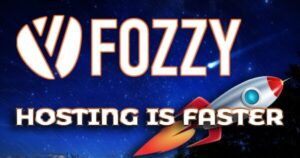 #1 Hosting FOZZY from GM Lab under the partner program, with support and discount.